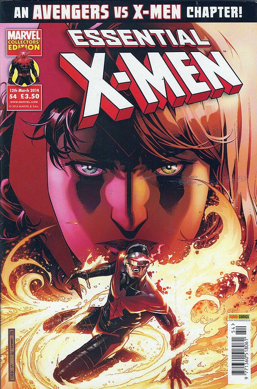 Cover of Essential X-Men (Vol 2) (UK) #54. One of 250,000 Vintage American Comics on sale from Krypton!