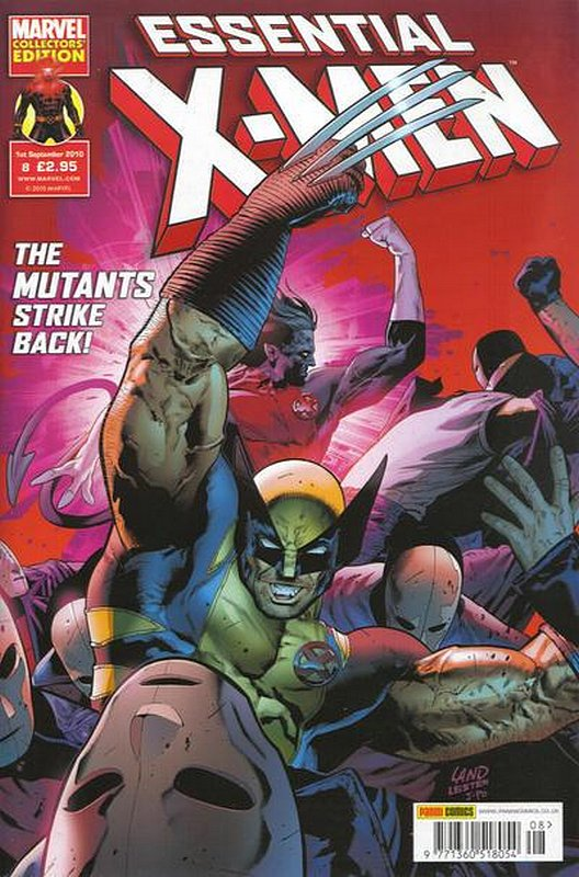 Cover of Essential X-Men (Vol 2) (UK) #8. One of 250,000 Vintage American Comics on sale from Krypton!