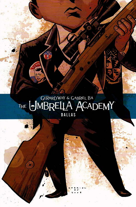 Cover of Umbrella Academy (GN) (Softback) #2. One of 250,000 Vintage American Comics on sale from Krypton!