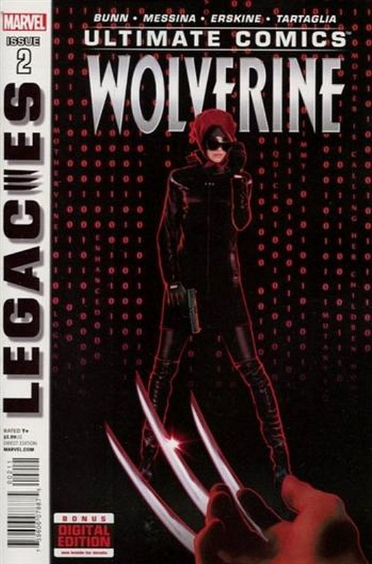 Cover of Ultimate Comics Wolverine (2013 Ltd) #2. One of 250,000 Vintage American Comics on sale from Krypton!