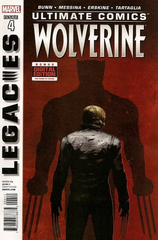 Cover of Ultimate Comics Wolverine (2013 Ltd) #4. One of 250,000 Vintage American Comics on sale from Krypton!