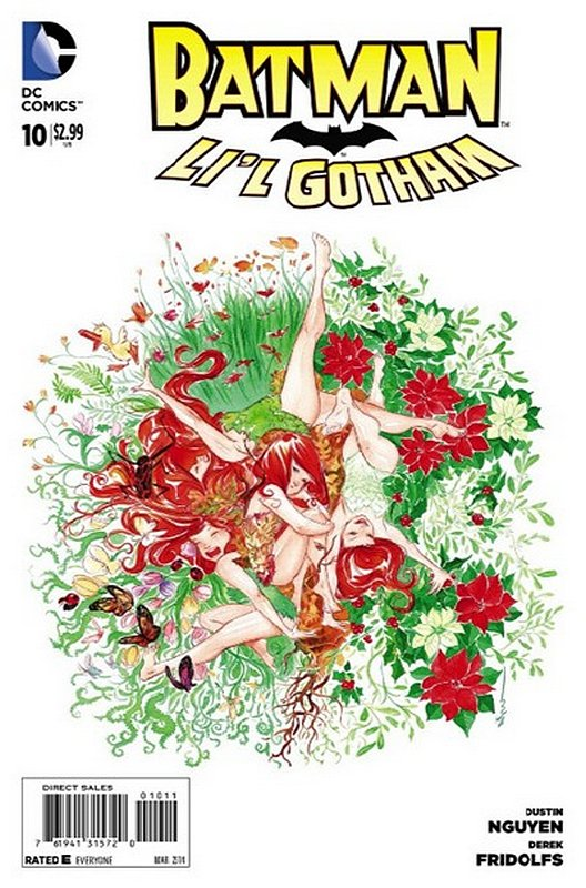 Cover of Batman: Lil Gotham (Vol 1) #10. One of 250,000 Vintage American Comics on sale from Krypton!