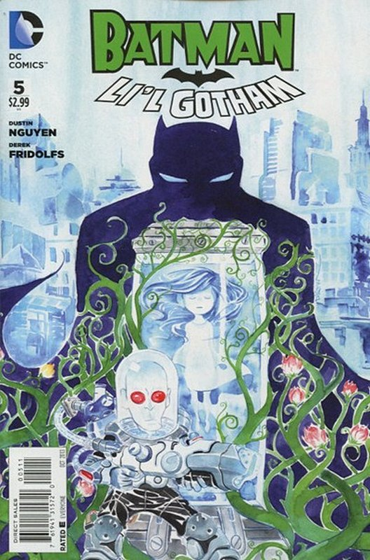 Cover of Batman: Lil Gotham (Vol 1) #5. One of 250,000 Vintage American Comics on sale from Krypton!