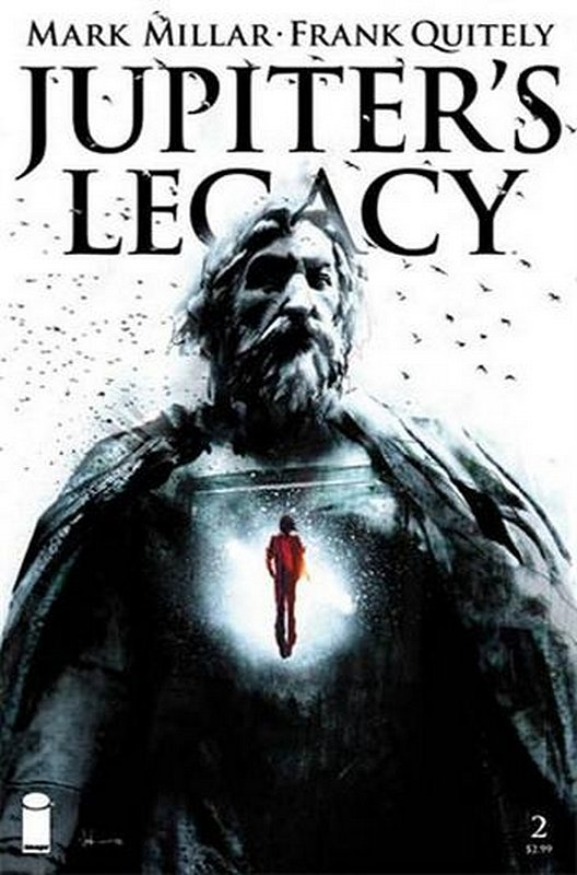 Cover of Jupiters Legacy (2013 Ltd) #2. One of 250,000 Vintage American Comics on sale from Krypton!