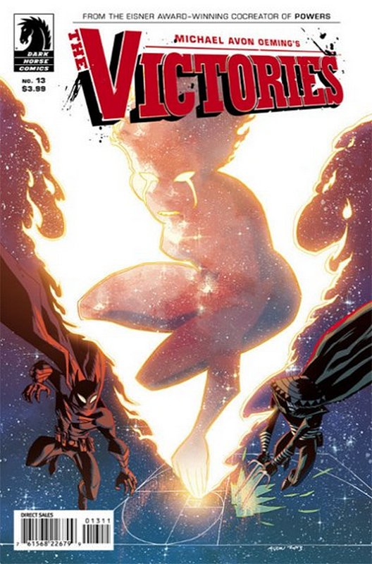 Cover of Victories (Vol 1 Transhuman #13. One of 250,000 Vintage American Comics on sale from Krypton!