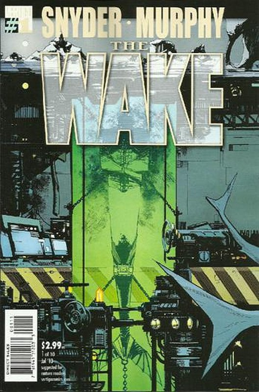 Cover of Wake (2013 Ltd) The #1. One of 250,000 Vintage American Comics on sale from Krypton!