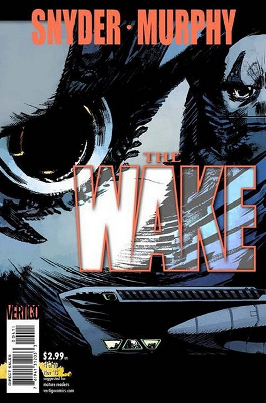 Cover of Wake (2013 Ltd) The #4. One of 250,000 Vintage American Comics on sale from Krypton!