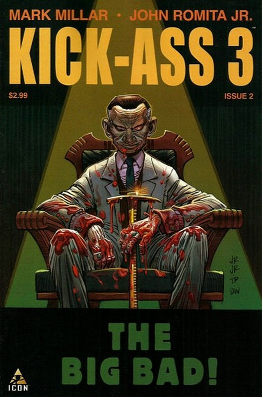 Cover of Kick-Ass (2013 Ltd) #2. One of 250,000 Vintage American Comics on sale from Krypton!