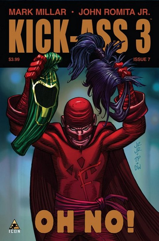 Cover of Kick-Ass (2013 Ltd) #7. One of 250,000 Vintage American Comics on sale from Krypton!