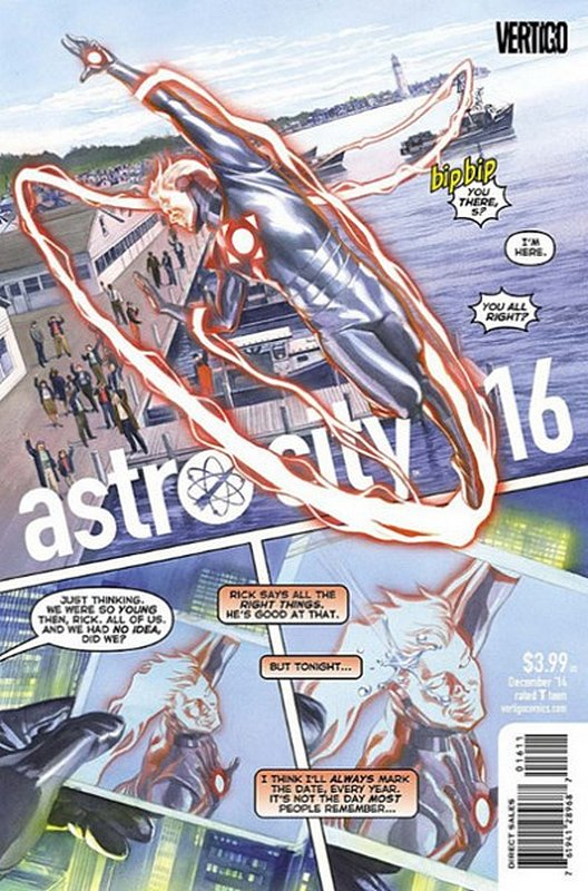 Cover of Astro City (Vol 3) #16. One of 250,000 Vintage American Comics on sale from Krypton!