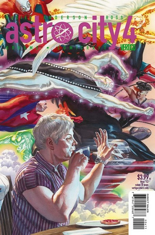 Cover of Astro City (Vol 3) #4. One of 250,000 Vintage American Comics on sale from Krypton!