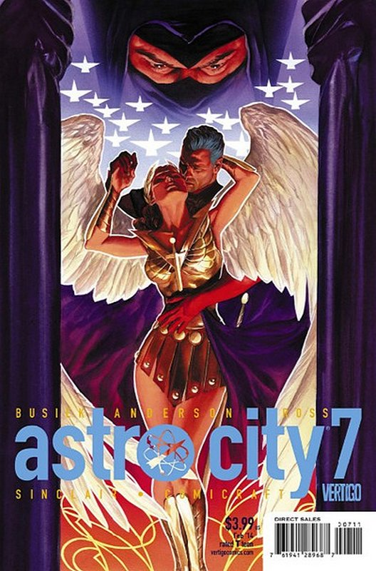 Cover of Astro City (Vol 3) #7. One of 250,000 Vintage American Comics on sale from Krypton!