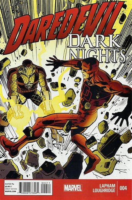 Cover of Daredevil: Dark knights (2013 Ltd) #4. One of 250,000 Vintage American Comics on sale from Krypton!