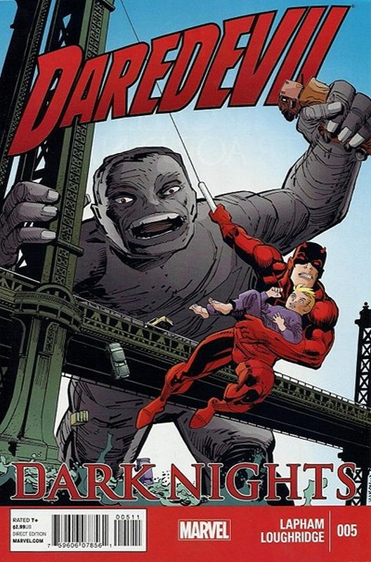 Cover of Daredevil: Dark knights (2013 Ltd) #5. One of 250,000 Vintage American Comics on sale from Krypton!