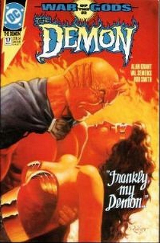 Cover of Demon, The (Vol 2) #17. One of 250,000 Vintage American Comics on sale from Krypton!