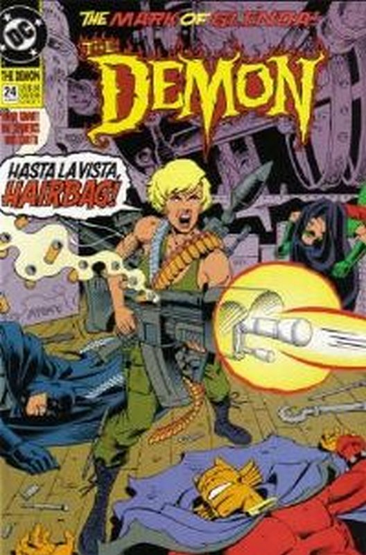 Cover of Demon, The (Vol 2) #24. One of 250,000 Vintage American Comics on sale from Krypton!