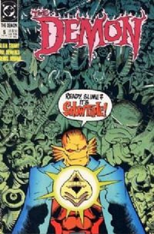 Cover of Demon, The (Vol 2) #5. One of 250,000 Vintage American Comics on sale from Krypton!