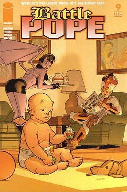 Порно комиксы ай папа