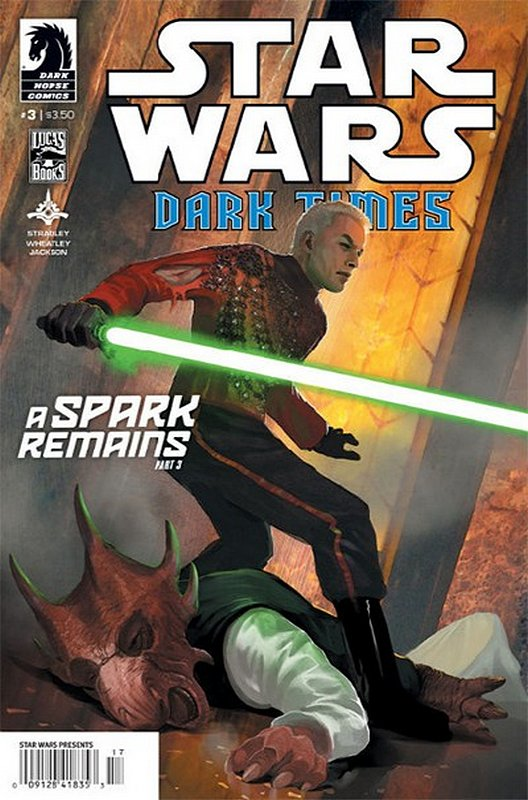 Cover of Star Wars: Dark Times - A Spark Remains (2013 Ltd) #3. One of 250,000 Vintage American Comics on sale from Krypton!