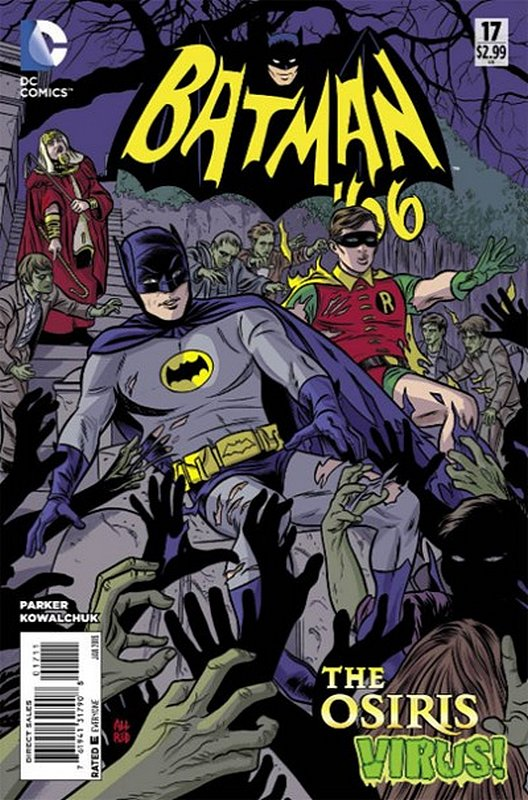 Cover of Batman 66 (Vol 1) #17. One of 250,000 Vintage American Comics on sale from Krypton!