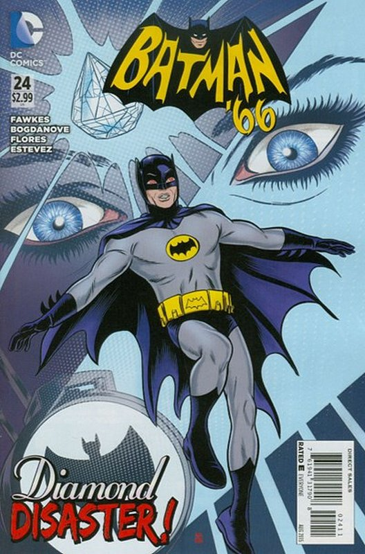 Cover of Batman 66 (Vol 1) #24. One of 250,000 Vintage American Comics on sale from Krypton!