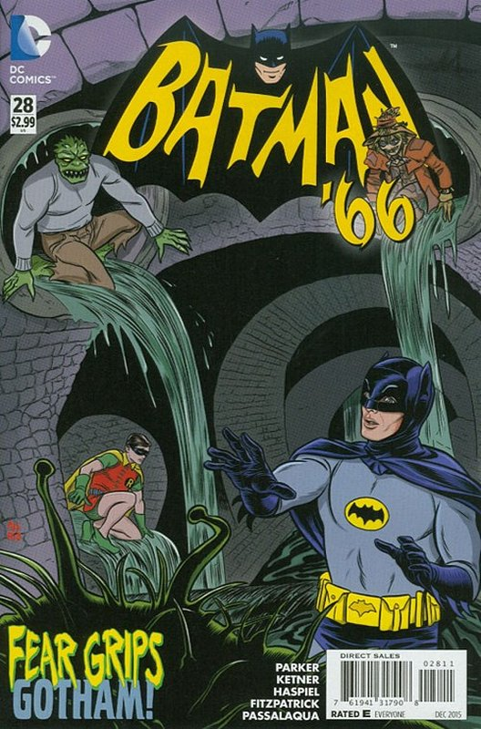 Cover of Batman 66 (Vol 1) #28. One of 250,000 Vintage American Comics on sale from Krypton!