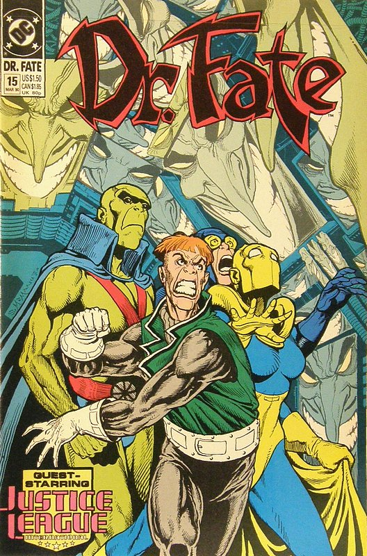 Cover of Doctor Fate (Vol 1) #15. One of 250,000 Vintage American Comics on sale from Krypton!
