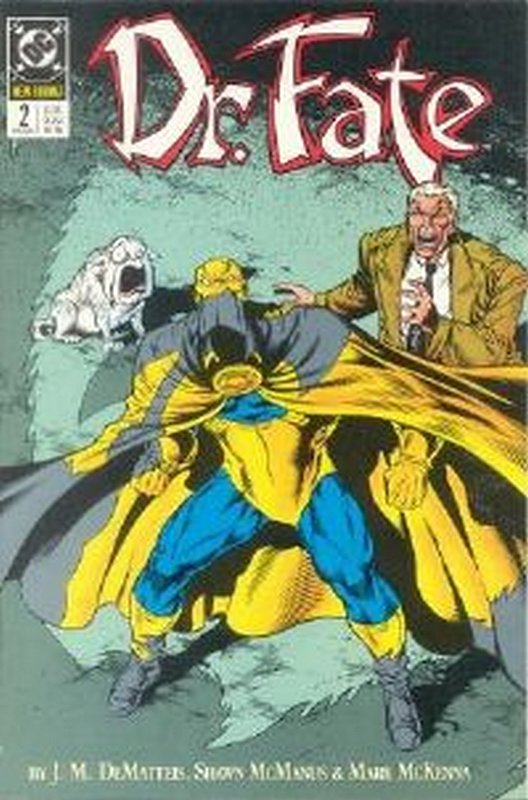Cover of Doctor Fate (Vol 1) #2. One of 250,000 Vintage American Comics on sale from Krypton!