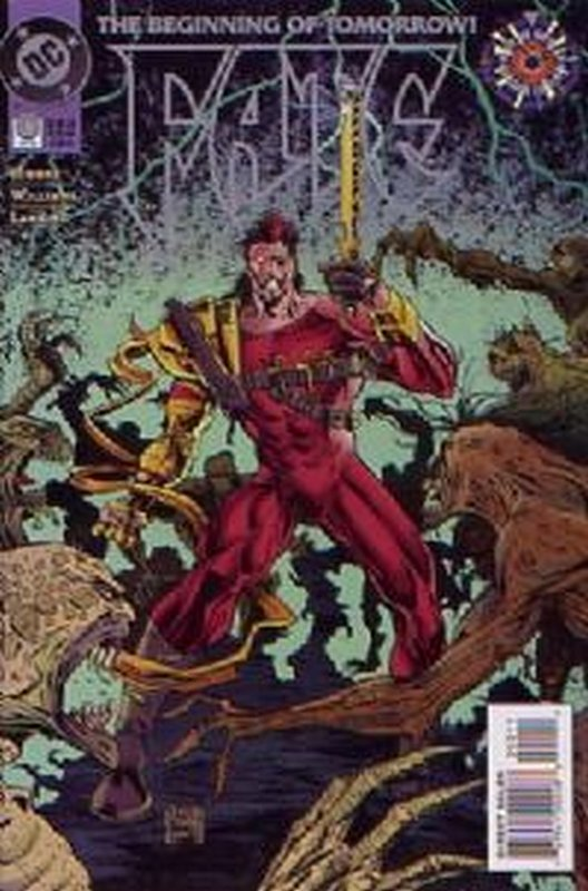 Cover of Fate (Vol 1) #0. One of 250,000 Vintage American Comics on sale from Krypton!