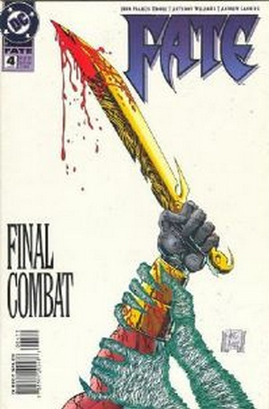 Cover of Fate (Vol 1) #4. One of 250,000 Vintage American Comics on sale from Krypton!