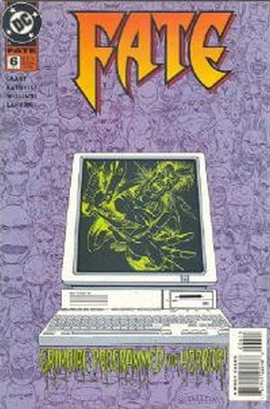 Cover of Fate (Vol 1) #6. One of 250,000 Vintage American Comics on sale from Krypton!
