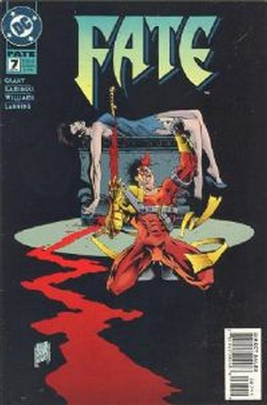 Cover of Fate (Vol 1) #7. One of 250,000 Vintage American Comics on sale from Krypton!