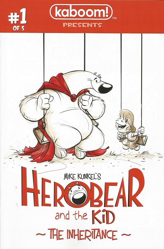 Cover of Herobear & The kid: Inheritance (2013 Ltd) #1. One of 250,000 Vintage American Comics on sale from Krypton!