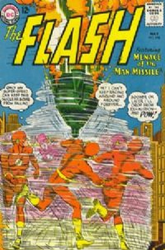 Cover of Flash (Vol 1) #144. One of 250,000 Vintage American Comics on sale from Krypton!