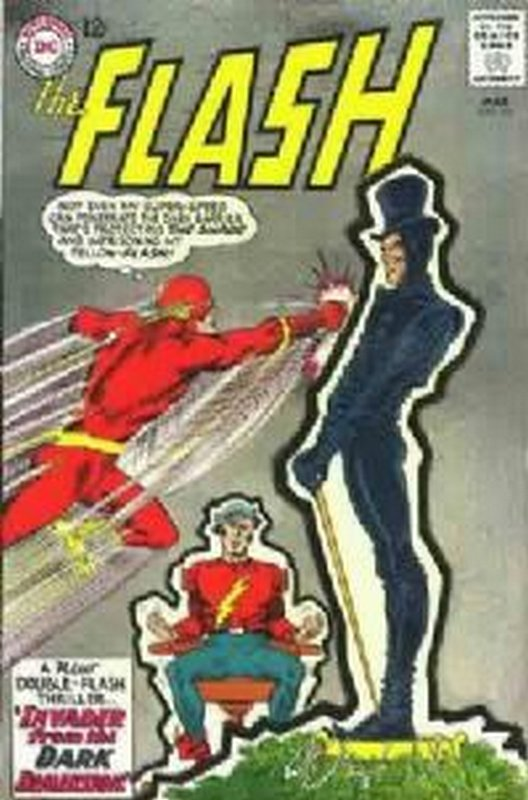 Cover of Flash (Vol 1) #151. One of 250,000 Vintage American Comics on sale from Krypton!