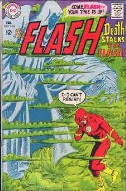 Cover of Flash (Vol 1) #176. One of 250,000 Vintage American Comics on sale from Krypton!