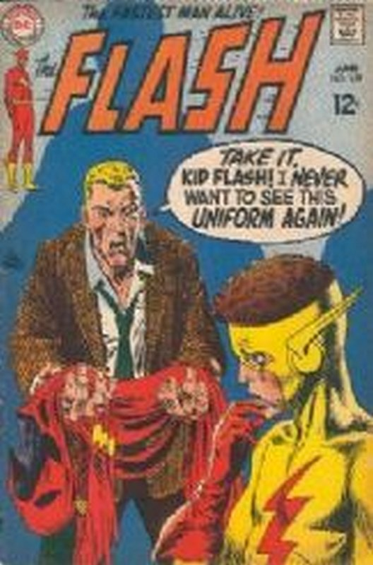 Cover of Flash (Vol 1) #189. One of 250,000 Vintage American Comics on sale from Krypton!