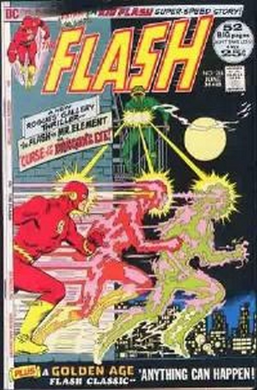 Cover of Flash (Vol 1) #216. One of 250,000 Vintage American Comics on sale from Krypton!