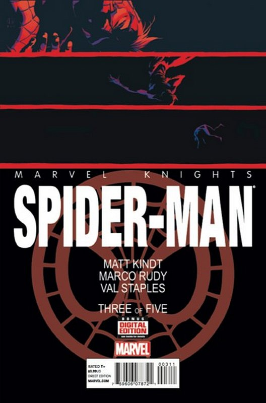 Cover of Marvel Knights: Spider-Man (2013 Ltd) #3. One of 250,000 Vintage American Comics on sale from Krypton!