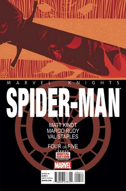 Cover of Marvel Knights: Spider-Man (2013 Ltd) #4. One of 250,000 Vintage American Comics on sale from Krypton!