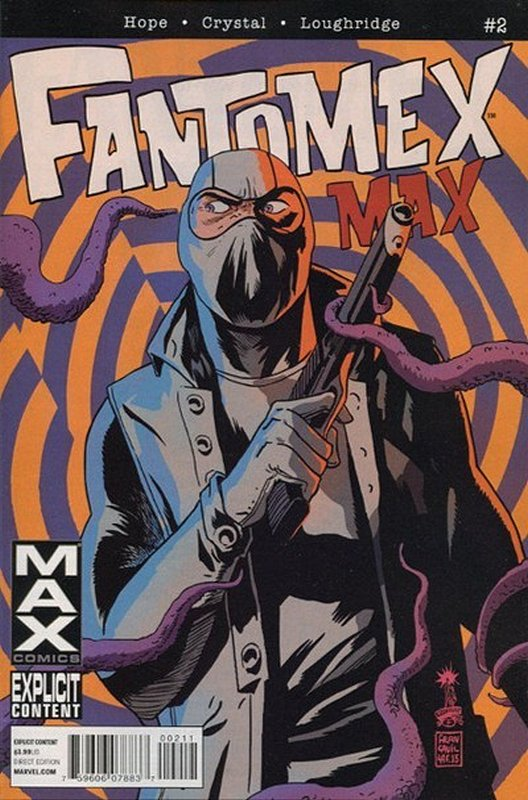 Cover of Fantomex Max (2013 Ltd) #2. One of 250,000 Vintage American Comics on sale from Krypton!