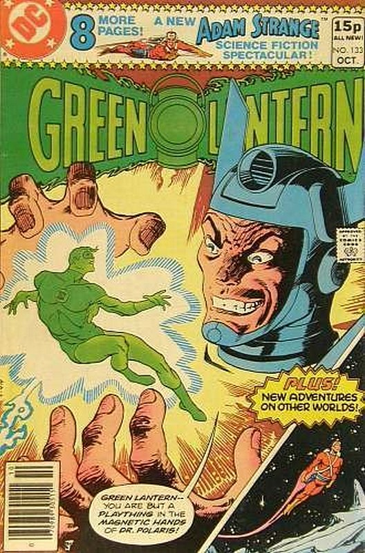 Cover of Green Lantern (Vol 2) #133. One of 250,000 Vintage American Comics on sale from Krypton!