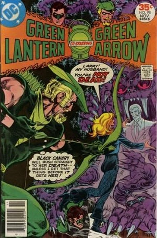 Cover of Green Lantern (Vol 2) #98. One of 250,000 Vintage American Comics on sale from Krypton!