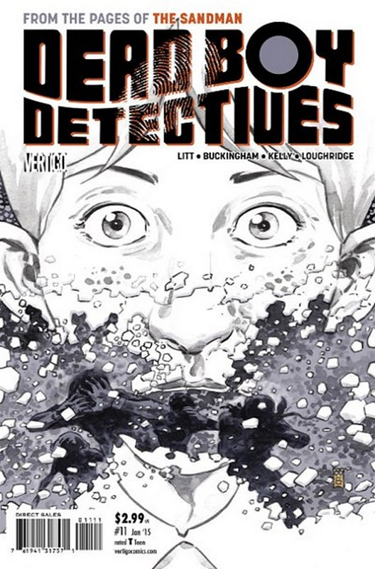 Cover of Dead Boy Detectives (Vol 1) #11. One of 250,000 Vintage American Comics on sale from Krypton!