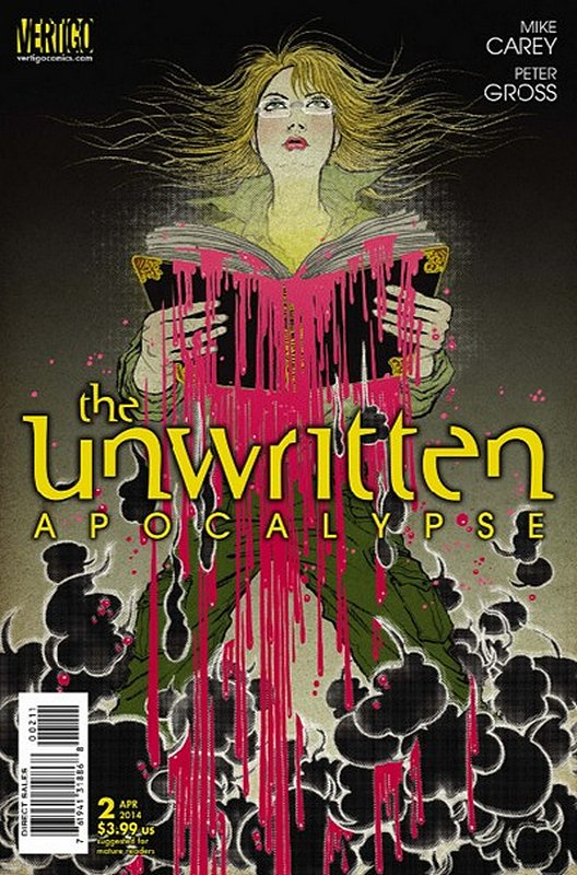 Cover of Unwritten (Vol 2) Apocalypse #2. One of 250,000 Vintage American Comics on sale from Krypton!