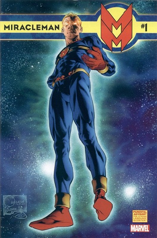 Cover of Miracleman (Marvel) (Vol 1) #1. One of 250,000 Vintage American Comics on sale from Krypton!