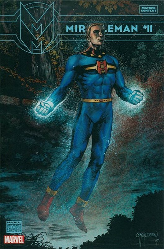 Cover of Miracleman (Marvel) (Vol 1) #11. One of 250,000 Vintage American Comics on sale from Krypton!