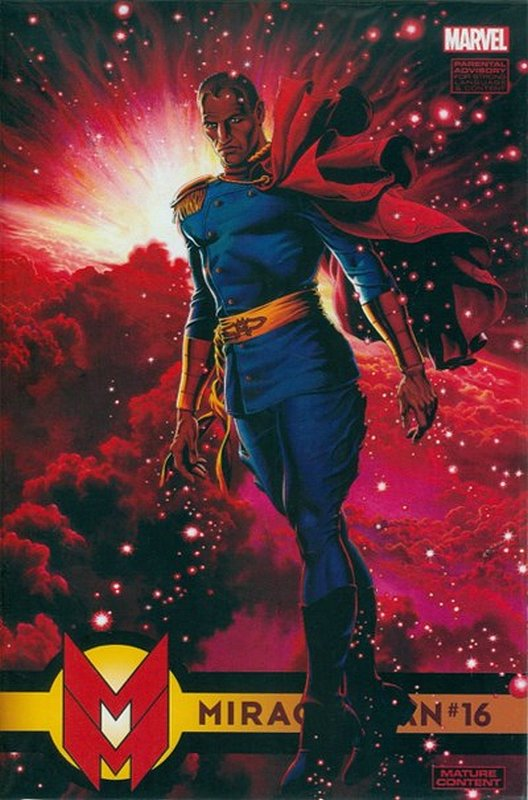 Cover of Miracleman (Marvel) (Vol 1) #16. One of 250,000 Vintage American Comics on sale from Krypton!