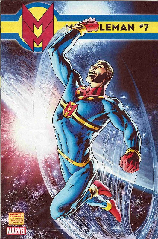 Cover of Miracleman (Marvel) (Vol 1) #7. One of 250,000 Vintage American Comics on sale from Krypton!
