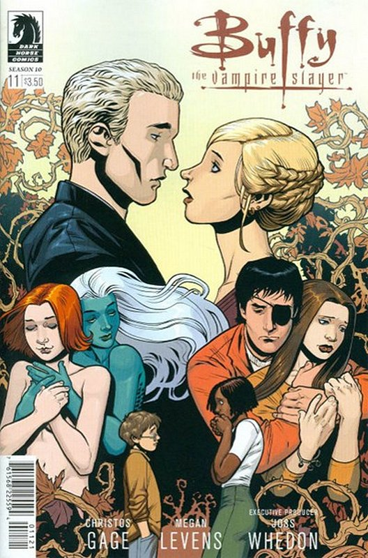 Cover of Buffy the Vampire Slayer: Season 10 #11. One of 250,000 Vintage American Comics on sale from Krypton!